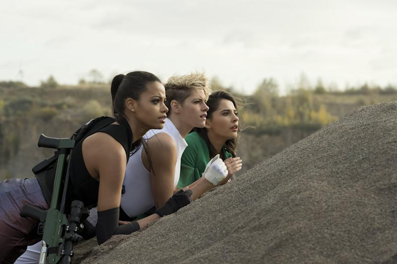 Charlie's Angels (Credit: Columbia Pictures)