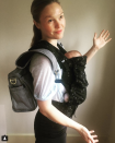 "<p>""I haven't worn a backpack since middle school,"" the new mom wrote, as she showed off a cuddled-up Strummer Newcomb, just 5 weeks old, in a baby carrier. ""Now I have a front pack,"" she mused. (Photo: <a rel=""nofollow noopener"" href=""https://www.instagram.com/p/BcDn9u3B1pc/?taken-by=missjuliastiles"" target=""_blank"" data-ylk=""slk:Julia Stiles via Instagram"" class=""link rapid-noclick-resp"">Julia Stiles via Instagram</a>) </p>"