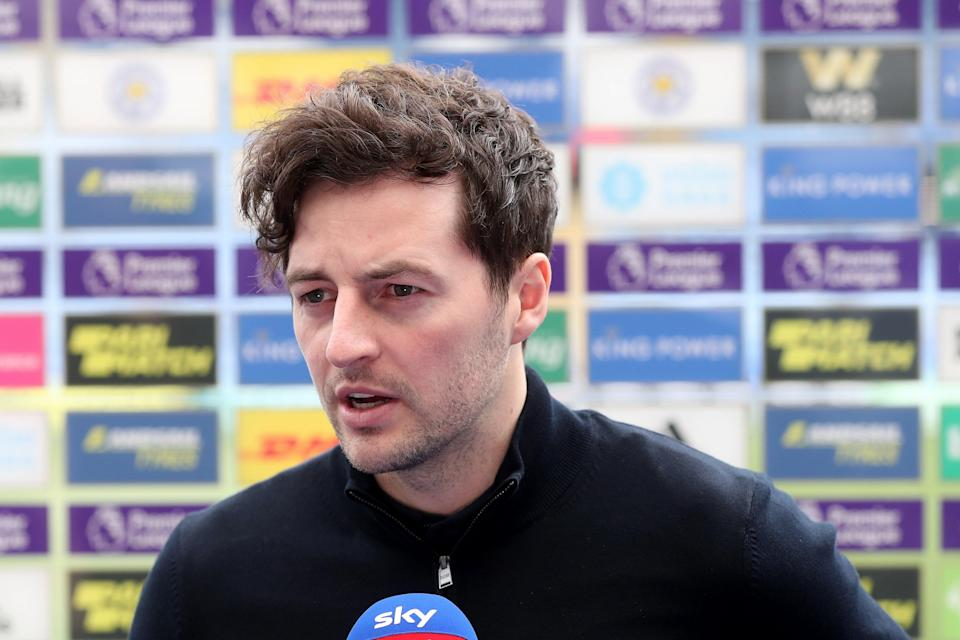 <p>Ryan Mason will be succeeded by a new permanent Tottenham manager this summer</p> (Tottenham Hotspur FC via Getty Images)