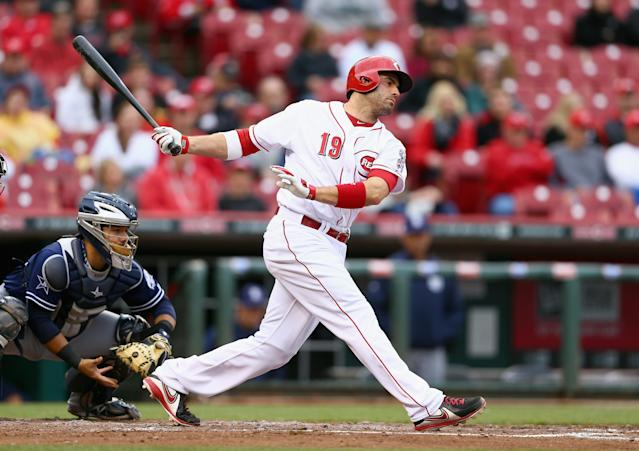 Closing Time: Selling Joey Votto