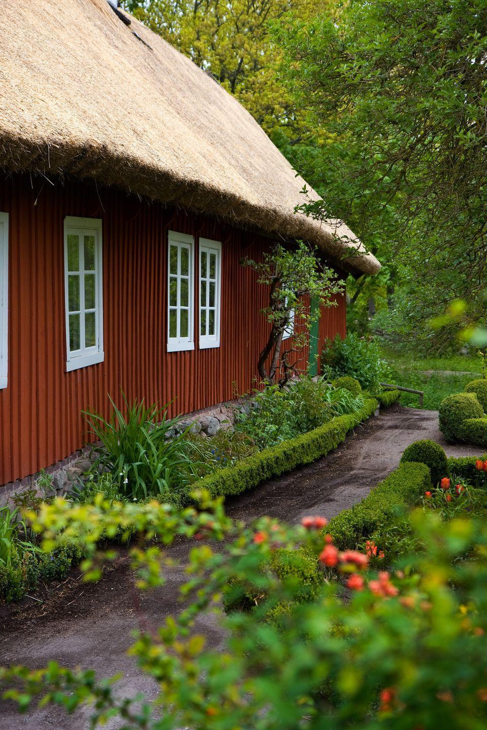 "<p><a href=""https://www.skansen.se/en/"" rel=""nofollow noopener"" target=""_blank"" data-ylk=""slk:Skansen"" class=""link rapid-noclick-resp"">Skansen</a> is one of Europe's most renowned open-air museums and is situated on an island at the edge of Stockholm's city center. Filled with 150 historical buildings gathered from all over Sweden set on nearly 75 acres, one of the park's must-visits is the stately Skogaholm Manor, a refined example of the Swedish Rococo style from the 18th century. </p>"