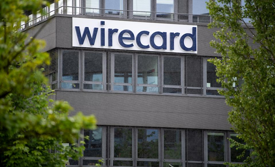 Escritório da empresa alemã Wirecard (Foto: Sven Hoppe/picture alliance via Getty Images)
