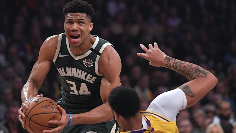 Antetokounmpo Accounts Hacked Basketball