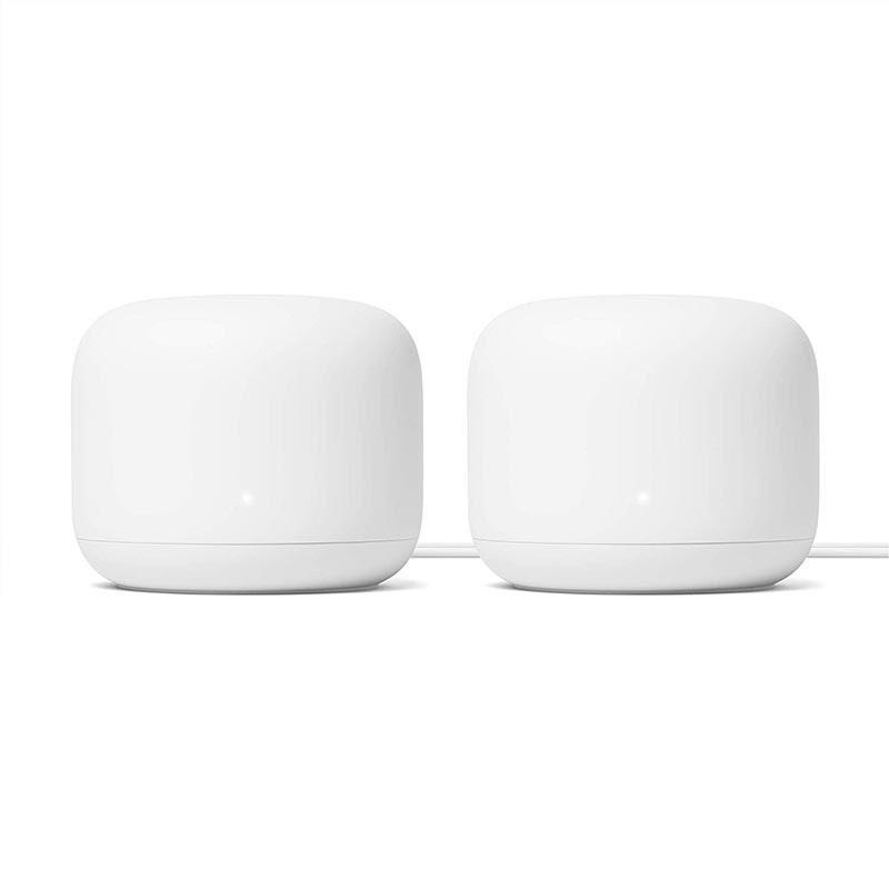 "Tech finds are often more function than form, but Google's sleek WiFi routers somehow manage to be the best of both worlds. There's something about these round shapes that can turn even the most utilitarian gadgets into works of art. $169, Amazon. <a href=""https://www.amazon.com/Google-Nest-Wifi-Router-Generation/dp/B07YMJ57MB?ref_=ast_sto_dp"" rel=""nofollow noopener"" target=""_blank"" data-ylk=""slk:Get it now!"" class=""link rapid-noclick-resp"">Get it now!</a>"