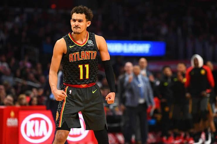 EMac gives his favorite NBA DFS picks for Yahoo + DraftKings + FanDuel daily fantasy basketball lineups including Trae Young Friday 1/29