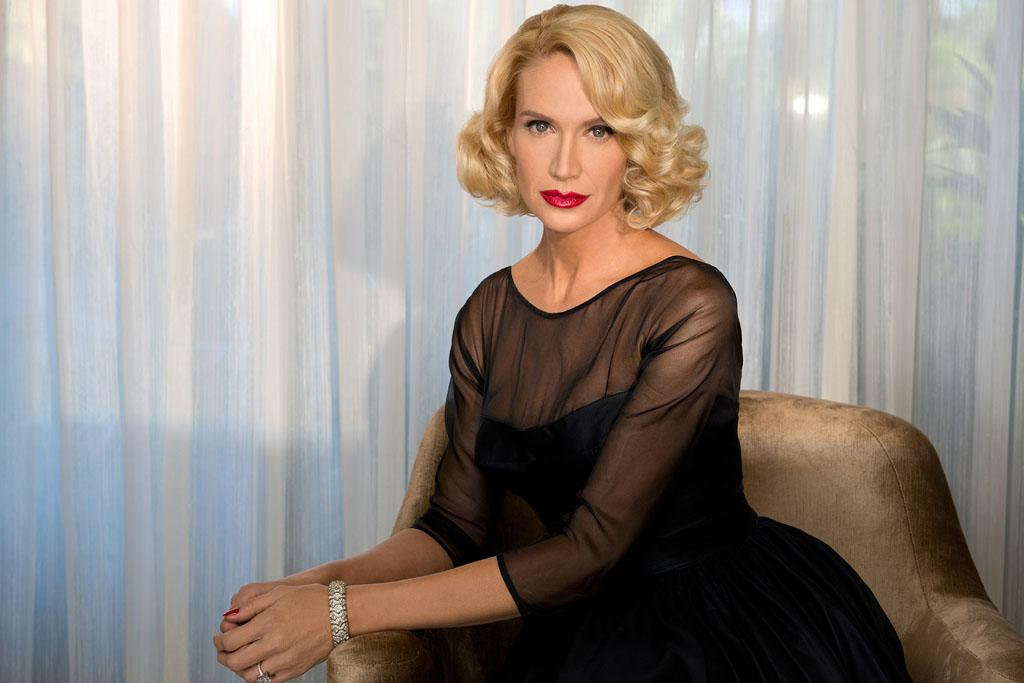 "Kelly Lynch as Meg Bannock in ""Magic City"" Season 2."