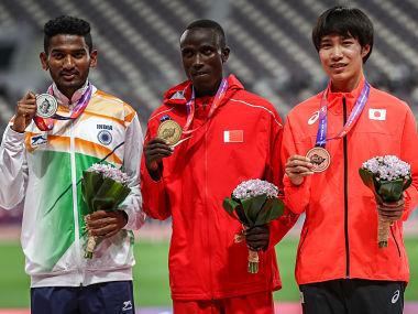 Asian Athletics Championships: Avinash Sable's hustle, Dutee Chand's feat, Hima Das' agony dominate headlines on Day 1