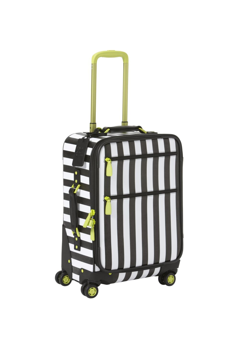 <b>Alice + Olivia for Target + Neiman Marcus Holiday Collection Luggage</b><br><br> Price: $179.99<br><br>