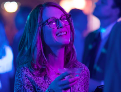 Raise a glass: Julianne Moore is stunning in 'Gloria Bell' (A24)