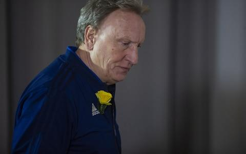 Neil Warnock remains stunned by the tragic events of the last week - Credit: GETTY IMAGES