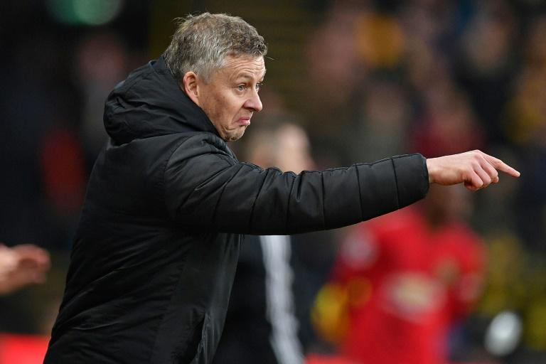 Possession problem? - Manchester United manager Ole Gunnar Solskjaer looks on during a 2-0 loss away to Watford