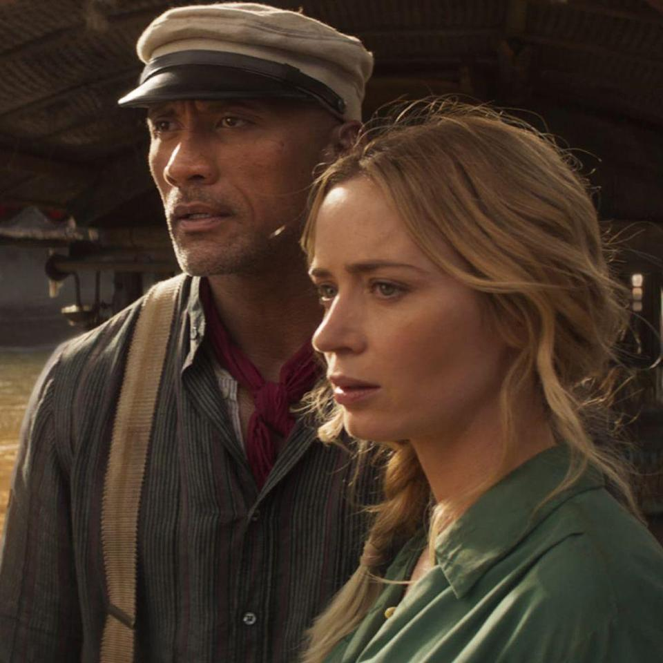 <p>Should social distancing ease its rules come time for <em>Jungle Cruise</em>, Emily Blunt will go from self-isolation with her real-life husband John Krasinski to being stuck between The Rock and a sweaty place in Disney. The film, inspired by an Adventureland ride, promises to takes it two lead actors on a wet and wild trip scattered with predatory animals and supernatural forces. Interestingly, horror film helmer Jaume Collet-Serra (<em>The Shallows, Orphan</em>) is directing. </p><p><strong>Original release date:</strong> July 24</p><p><strong>Now set for: </strong>July 30, 2021</p>