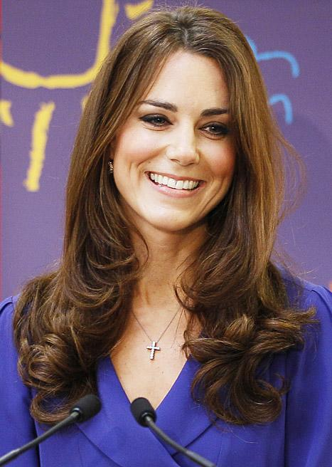 Kate Middleton Gets Blowouts Three Times a Week!