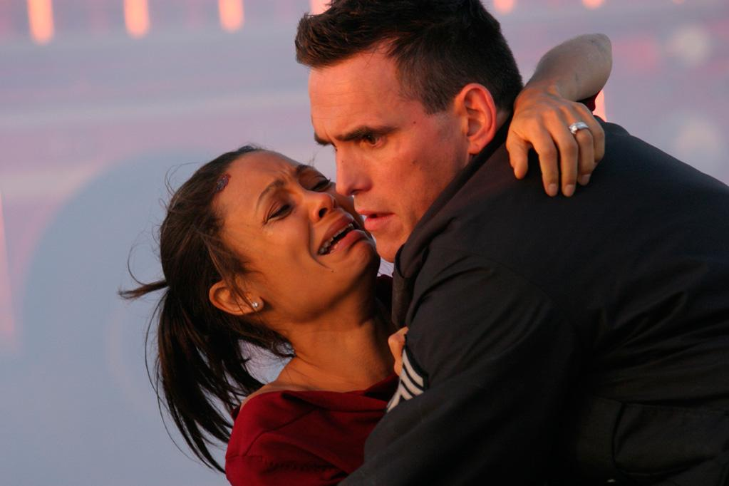 """<a href=""""http://movies.yahoo.com/movie/1808631706/info"""">CRASH</a> (2005)  Race and class in modern day Los Angeles got put under the microscope in director Paul Haggis' sprawling drama starring Sandra Bullock, Don Cheadle, and Thandie Newton.   <a href=""""http://www.hollywoodreporter.com/gallery/oscars-best-pictures-last-decade-21206"""" target=""""_blank"""">PHOTOS: Oscar's Best Pictures of the Last Decade</a>"""