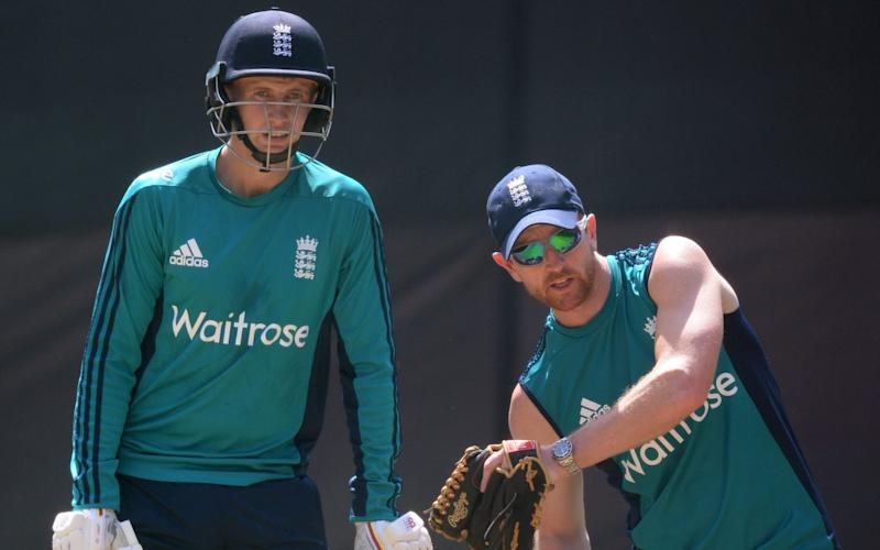 Paul Collingwood has impressed with England coaching stints in the past - AFP