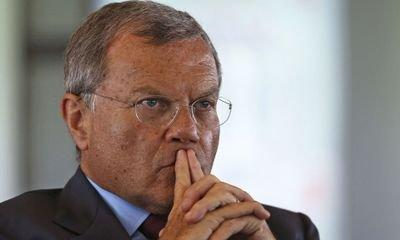 Sir Martin Sorrell: 'It hasn't been an easy six months'