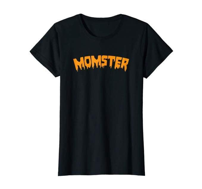 <p>The <span>Womens MOMSTER SHIRT</span> ($18) will be a hit!</p>