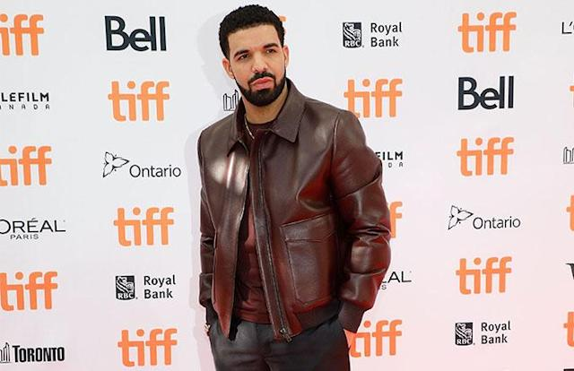 Drake surprises a hotel maid of five with a $10,000 shopping spree to Saks Fifth Avenue.