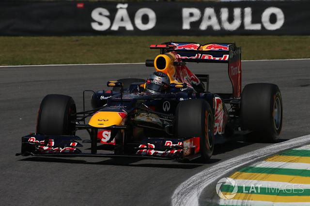 """2012: Red Bull-Renault RB8 <span class=""""copyright"""">Sutton Motorsport Images</span>"""