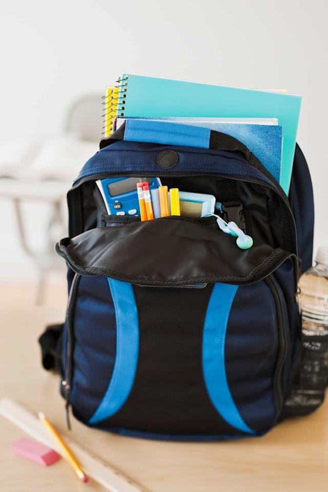<p>Your kid may mount a campaign for this year's <em>Spider-Man</em> or <em>Guardians of the Galaxy</em> merch, but if you want it to last more than one year (and still be wanted by a sibling), resist fads and go basic. JanSport offers a lifetime warranty-it will fix or replace any of the brand's bags that break. </p>