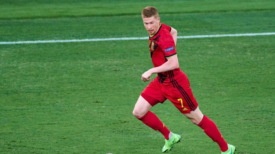 Kevin De Bruyne   Quality Sport Images/Getty Images