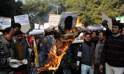 India Gang Rape: Two Men To Plead Not Guilty