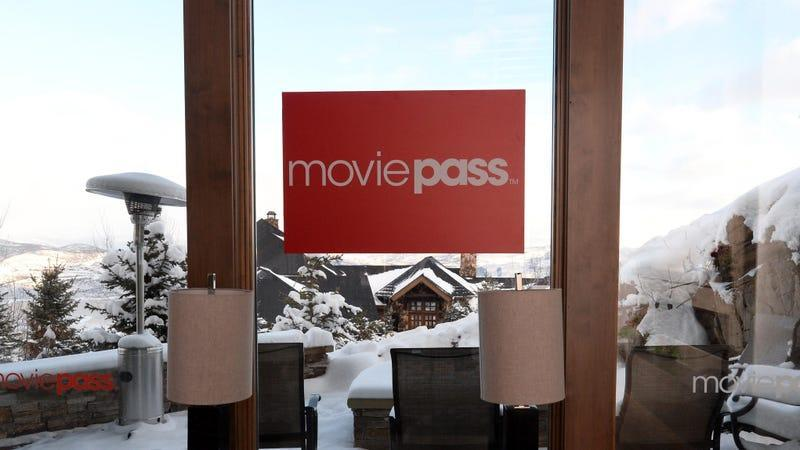 The MoviePass party house