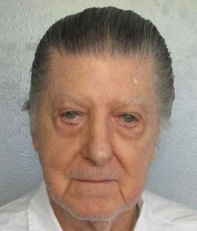 Alabama Department of Corrections photo of death row inmate Walter Moody