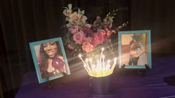 PHOTO: Family and friends held a vigil for Tracy Williams, a transgender woman who was murdered in Houston this summer. (Dee Dee Watters)