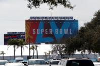 FILE PHOTO: NFL: Super Bowl LV-City Views