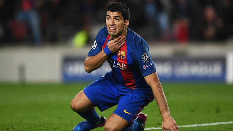 Suarez's PSG dive was football porn - Cantona slams 'dramatic' striker