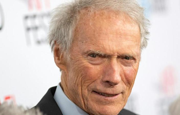Director and actor Clint Eastwood (pictured November 2019) said in one of the lawsuits that three CBD companies used fake news articles featuring photos of Eastwood and attributing quotes to him to promote and sell cannabidiol (CBD) products (AFP Photo/VALERIE MACON)