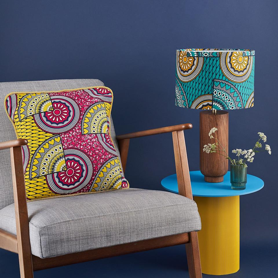 "<p><strong>Here we're highlighting Black-owned interiors brands in the UK, from tableware to lampshades to succulents. </strong></p><p>Breathe new life into your living space with these beautiful homewares and, most importantly, show support for the Black community and Black-owned businesses, creatives and entrepreneurs – not just on <a href=""https://www.housebeautiful.com/uk/lifestyle/shopping/a32944794/black-pound-day/"" target=""_blank"">Black Pound Day</a>, but now, tomorrow and forever. </p><p>We'll continue to add to this collection. In the meantime, add these brands to your shopping list...</p>"
