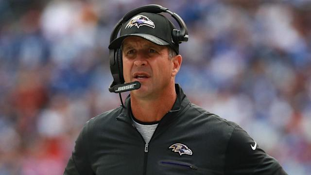 NFL Super Bowl-winning coach John Harbaugh 106d94d60