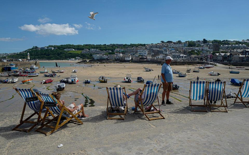 st ives - Getty