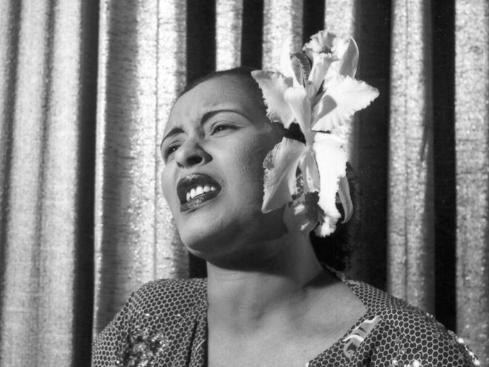 James Erskine's 'Billie' told Billie Holiday's story in a compellingly original way, with zero filter (Getty)