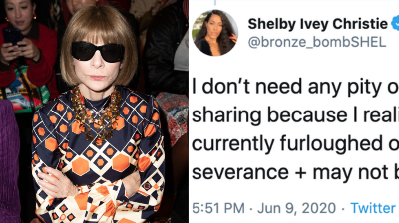 Former Vogue staffers are sharing their first-hand experiences of racism while they were employed at the magazine.