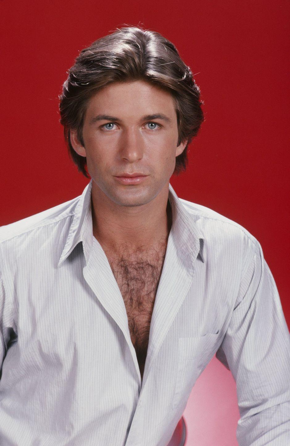 <p>The comedian had a very serious role as Billy on<em> The Doctors</em> in 1982.</p>