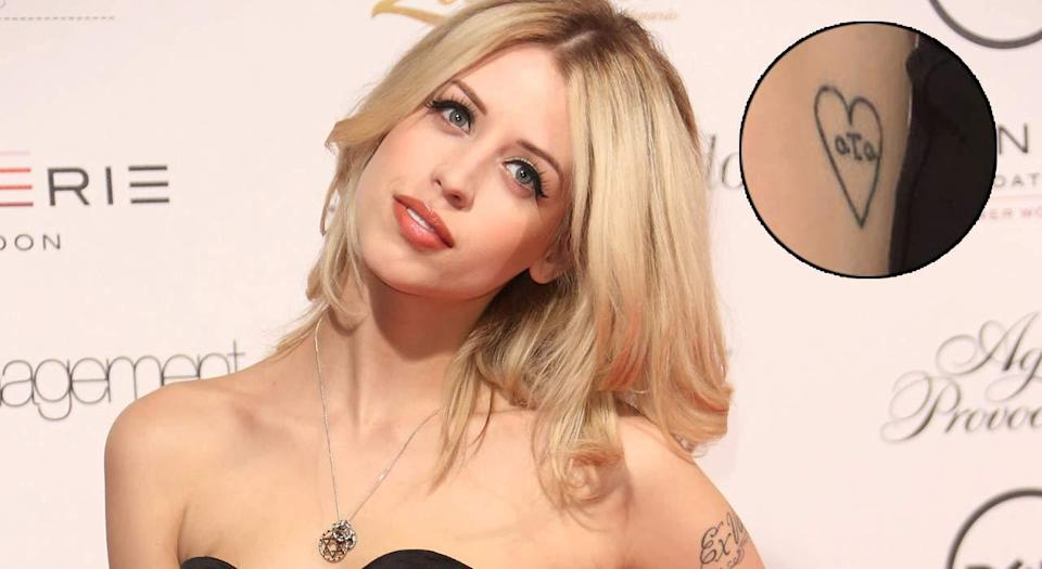 <p>Speaking of Alisteir Crowley, Peaches Geldof was accused of dabbling with the OTO movement a few years before she tragically passed away. In 2014 she tweeted a photo of Crowley's book, Magick - In Theory And Practice, lauding him as a 'beautiful writer and thinker' and got a Crowley-inspired tattoo.</p>