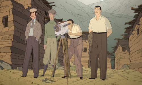 Buñuel in the Labyrinth of the Turtles review – animated odyssey