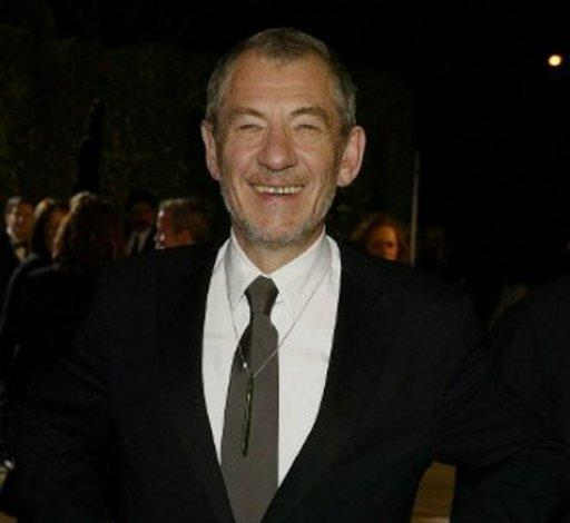 """British actor Ian McKellan plays  the wizard Gandalf in """"The Lord of the Rings"""" and """"The Hobbit"""" trilogies"""
