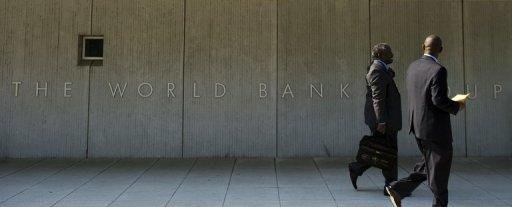 "The World Bank projected ""weak growth"" for the global economy this year"