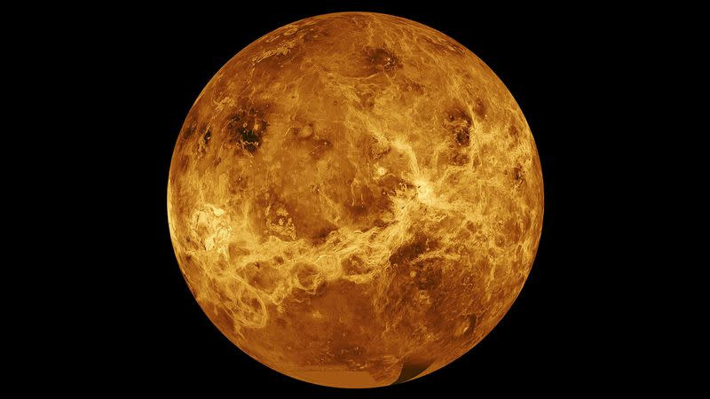 Potential sign of alien life detected on inhospitable Venus