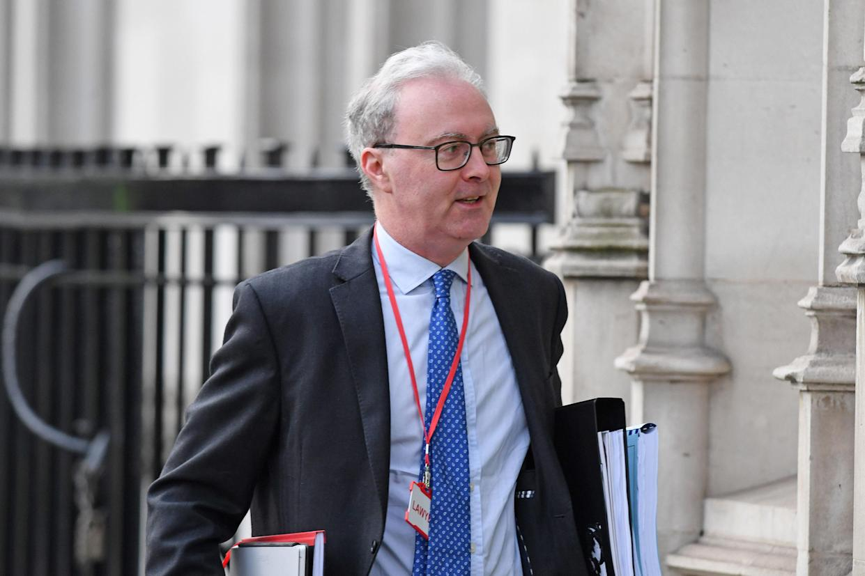 Lord Advocate James Wolffe QC said lessons had been learned from the case (Victoria Jones/PA)