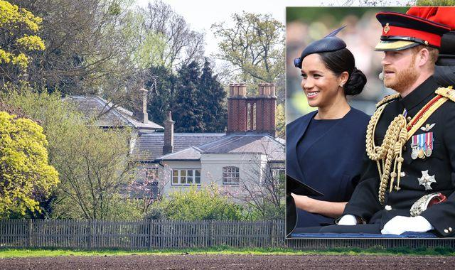Prince Harry pays back £2.4m of taxpayers' money for Frogmore Cottage renovation