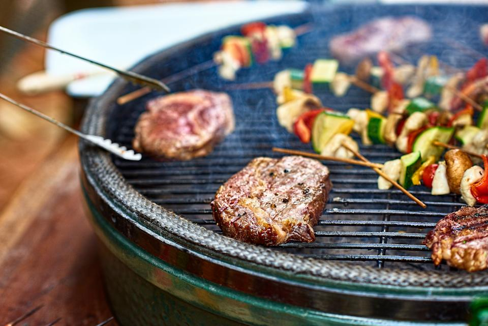 Turn dad into the grillmaster he's always wanted to be. (Photo: Getty Images)