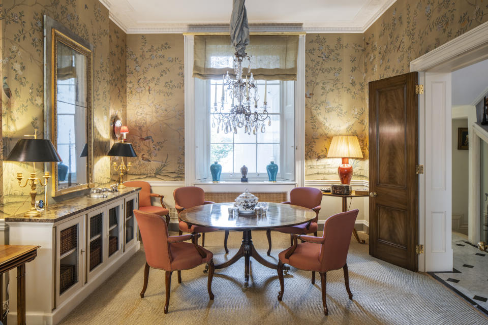 Dining room. Photo: Beauchamp Estates