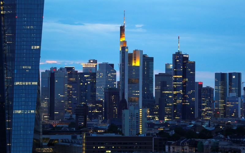 German budget surplus at 1.7% of GDP in second-quarter - Eurostat