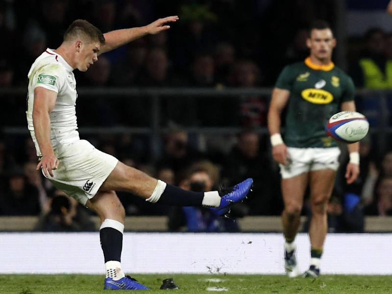 Farrell sealed it with a late penalty (AFP/Getty Images)