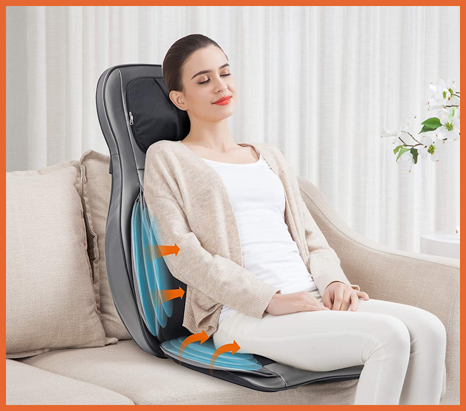 Save up to 59 percent on Comfier massagers, today only. (Photo: Amazon)